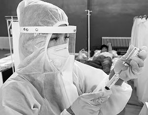 В Киргизии и Казахстане врачи не справляются с эпидемией