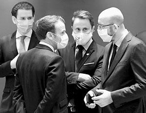 Экстренный саммит лидеров ЕС проходит в явно нездоровой обстановке