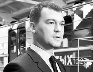Хабаровский край возглавил 39-летний уроженец Поволжья Михаил Дегтярев