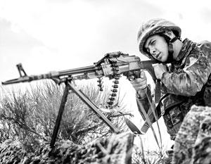 Сначала в зоне конфликта пошло в ход стрелковое оружие, теперь – информационное