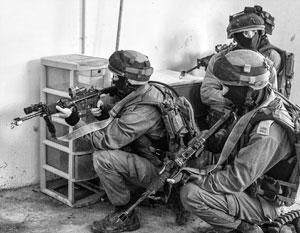 Спецназ ВВС Израиля выполняет уникальные задачи
