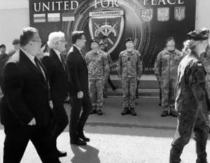 Польша возвращает себе влияние над восточными территориями
