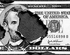 Пророчества краха доллара получили новое обоснование