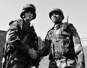 Сотрудничество России и Индии предполагает в том числе и военные аспекты