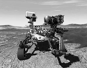 Этот аппарат будет искать следы жизни на Марсе