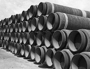 Чтобы израильский газ достиг Европы, эти трубы должны лечь на глубину трех тысяч метров