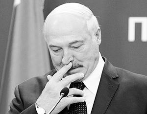 Из задержания россиян Лукашенко не извлек никакой пользы