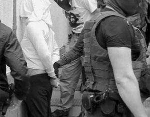 Российские граждане были задержаны в Белоруссии крайне грубыми методами