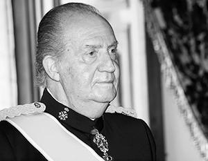 Испанский Почетный король Хуан Карлос оказался в центре скандала