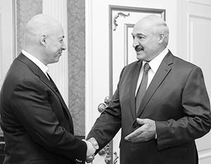 Беседа «последнего диктатора Европы» с «либеральным украинским журналистом» сочилась взаимной симпатией