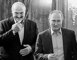 Лукашенко получил письмо от Путина и высказался об отношениях с Россией