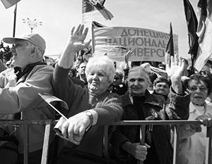 Русские жители Украины по-прежнему ущемляются в самых элементарных правах – например, в праве голосовать