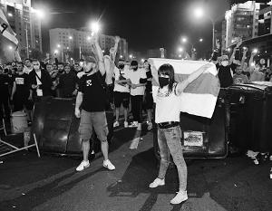 Организационно белорусская оппозиция не готова к противостоянию с силовиками