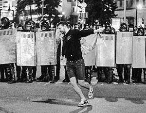 Белорусские протесты активно поддерживаются Польшей