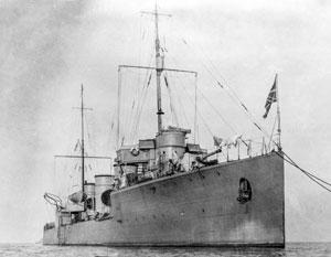 Эсминец «Новик» был прорывом для своего времени