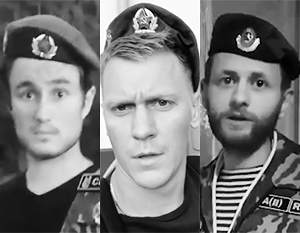 Бывшие бойцы спецназа Белоруссии начали выбрасывать форму
