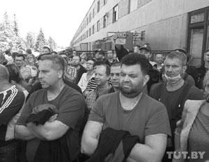 Белорусский протест – это не только «либеральная фронда», но и тот самый «глубинный народ», занятый в промышленности или проживающий в агропоселках