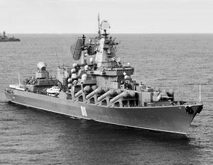 Надводная компонента ВМФ становится все более важна для России