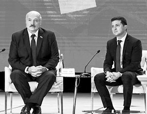 Лукашенко рассудил, что Белоруссия может неплохо заработать на российско-украинской ссоре
