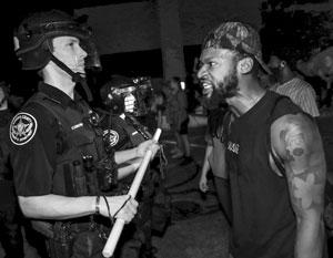 Уровень агрессии в американском обществе растет по мере приближения президентских выборов