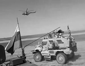 Военные США спровоцировали ДТП в Сирии