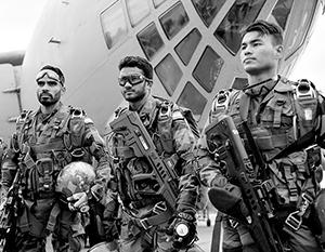 Вряд ли индийские военные испугались «трудностей, связанных с пандемией»