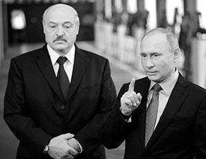 Александр Лукашенко в очередной раз получил поддержку от Владимира Путина