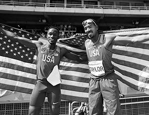 Похоже, что США хотят сделать своих спортсменов неприкосновенными для допинг-проб