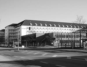 Институт фармакологии и токсикологии бундесвера в Мюнхене. Здесь изучали анализы Алексея Навального
