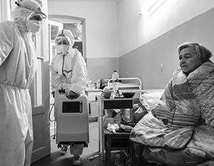 Украинская система здравоохранения не справляется с вирусом