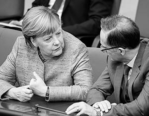 Похоже, руководство Германии не понимает последствий ситуации с Навальным