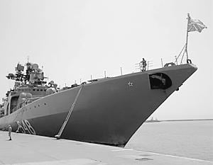 Корабли российского ВМФ мешают США у берегов Кипра
