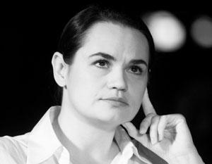 Светлана Тихановская все меньше похожа на простую домохозяйку