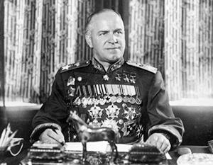 Зачем Одессе вновь потребовался маршал Жуков