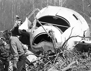 Причину гибели «борта номер один» уже выяснили эксперты из МАК, России и самой Польши