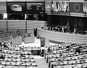 Европарламент требует ввода секторальных санкций против российской экономики и закрытия проекта «Северный поток – 2»