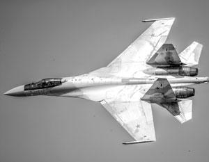 Причиной стрельбы Су-35С по Су-30СМ стал исключительно человеческий фактор