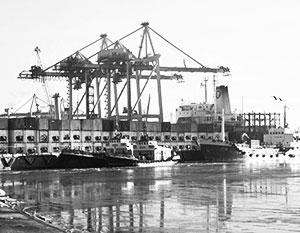 Морской порт вполне может стать достоянием Белоруссии, но при соблюдении ряда условий