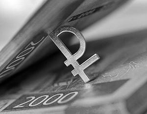 Если рубль продолжит падение еще долгий период, то бюджет России от этого проигрывает