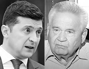 Фокин с ходу настроил против себя киевский политбомонд, назвав ополченцев Донбасса повстанцами