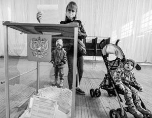 Избиратели оценили удобство и безопасность новых подходов к организации голосования