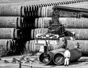 Российский газопровод получил поддержку откуда меньше всего ожидал