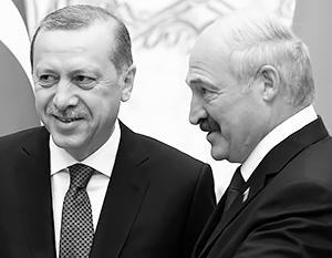 Евросоюзу абсолютно нечего противопоставить ни Эрдогану, ни Лукашенко