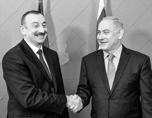 Израиль является одним из крупнейших поставщиков вооружений в азербайджанскую армию