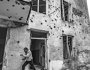 Карабахский город Мартуни под постоянной угрозой обстрелов со стороны Азербайджана