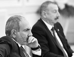 Ереван заявил о готовности к уступкам в карабахском конфликте