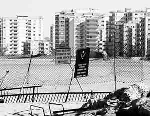 Когда-то этот квартал был «золотой милей» − самым роскошным курортом Кипра и Средиземноморья вообще
