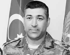Азербайджанский генерал Маис Баркударов возглавляет корпус, который якобы попал в окружение в Карабахе