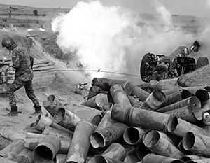 Боевые действия в Карабахе продолжаются, несмотря на заключенное перемирие