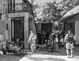 Ликвидированные в Грозном боевики прибыли в Россию из Сирии